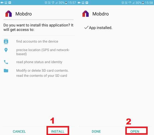 Mobdro Premium apk Latest version13